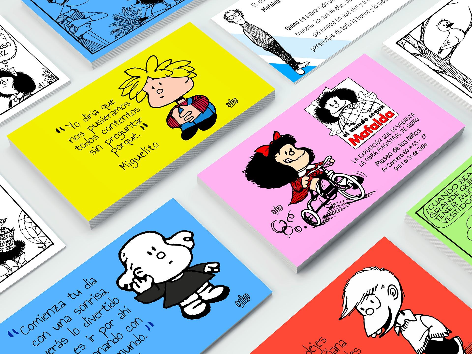 El Mundo Según Mafalda