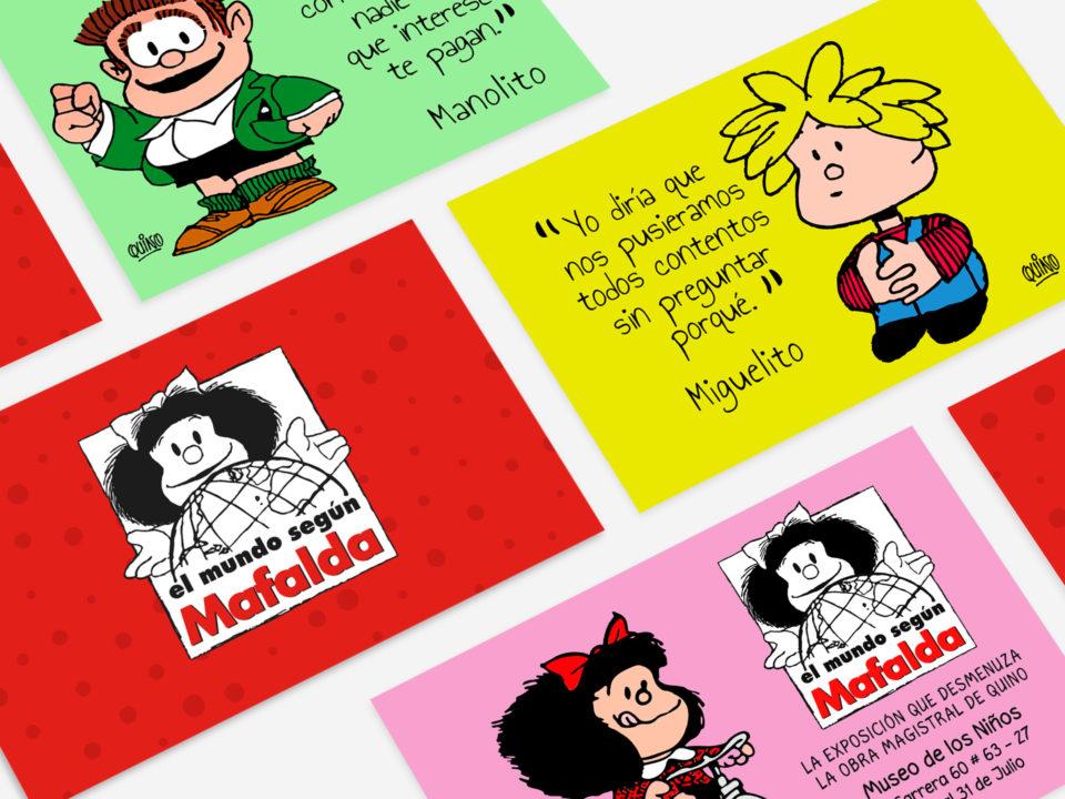 The World of Mafalda
