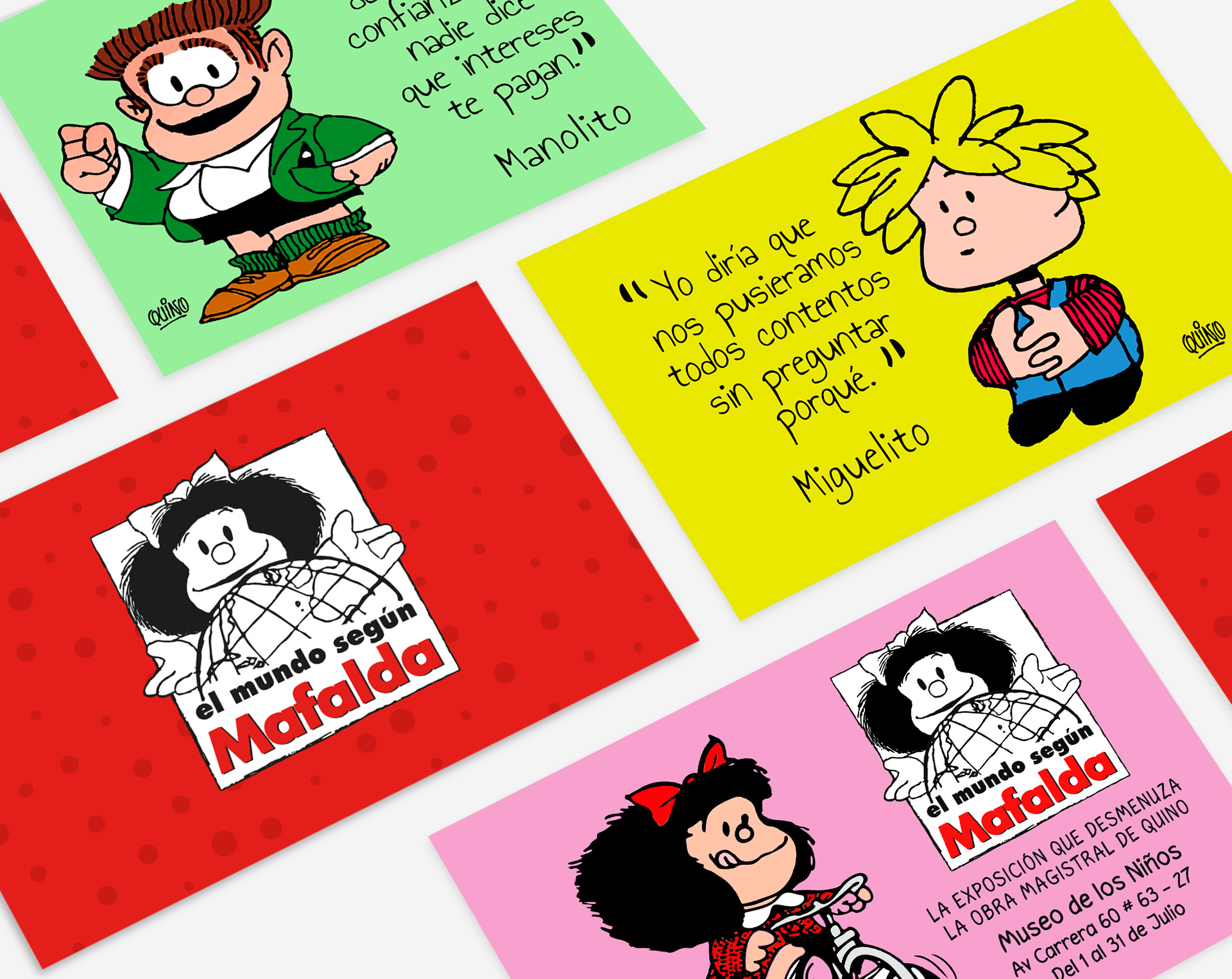 The World Of Mafalda